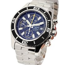 Breitling Superocean AbyssChronograph II Mens Automatic in Steel