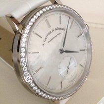 A. Lange & Söhne Saxonia Automatic Ladies Diamonds Bezel...