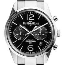 Bell & Ross Vintage BR126 Officer Black