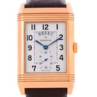 Jaeger-LeCoultre Grande Reverso Duo 18k Rose Gold Watch Q3742421