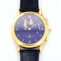 Ulysse Nardin Yellow Gold San Marco Hour Striker Ref. 751-22