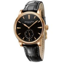 Arnold & Son HMS1 Rose Gold Black Dial