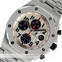 Audemars Piguet AP Royal Oak Offshore Panda Chronograph Stahl...