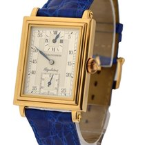 Chronoswiss Regulateur Rectangulaire in Yellow Gold