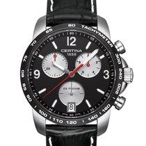 Certina DS Podium Chronograph Farbe Schwarz Weiß