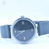 Girard Perregaux Herren Uhr Vintage Handaufzug 34mm Stahl/stah...