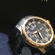 Corum Admirals Cup Competition 48 mm.Rose Titanium 2013 Box...