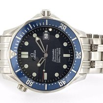 Omega Seamaster Professional James Bond 300m Blue Waved Dial