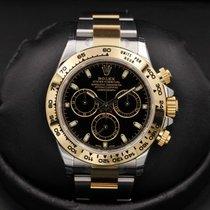 Rolex Daytona - Two Tone - 116503 - Black Dial - NEW IN BOX -...