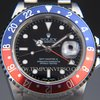 Rolex GMT Master II Pepsi bezel D Serie full set