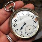 Omega Vintage Pocket Watch Manuale tasca