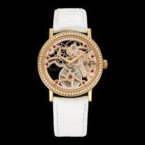 Piaget Altiplano Skeleton Rose Gold & Diamonds 34 mm