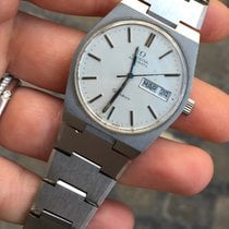 Omega Geneve automatic vintage Day date automatico 36 mm
