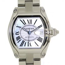 Cartier Roadster W62025v3 Automatic 2510 Steel 44.3 X 38.7 Mm