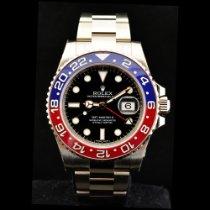 Rolex GMT MASTER II WHITE GOLD CERAMIK 116719 BLRO