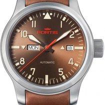 Fortis B-42 Aeromaster Dawn 655.10.18.L08 Herren Automatikuhr...