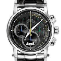 Parmigiani Fleurier Convertible Carbon  Chronograph