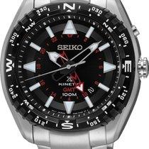Seiko Prospex GMT SUN049P1 Herrenarmbanduhr Mit Kinetikuhrwerk