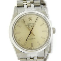 Rolex Air King Precision Stainless Steel