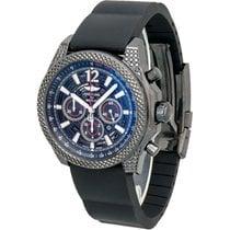 Breitling Bentley Barnato 42 Midnight Carbon Watch M41390AN/BC83