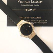 Hublot Classic Lady Steel&Gold Black Dial S139.10.2