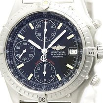 Breitling Chronomat Blackbird Utc Automatic Watch A13050.1...