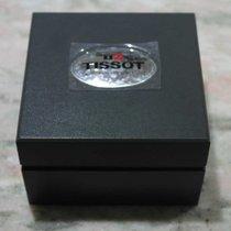 Tissot vintage watch box cube grey nos