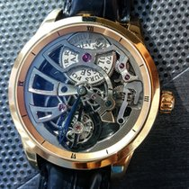 Ulysse Nardin Skeleton Tourbillon Rose Gold LTD 200