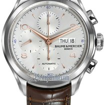 Baume & Mercier Clifton Chronograph Day Date 10129