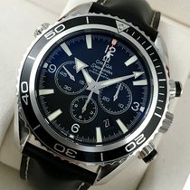 Omega Like New Planet Ocean Seamaster Co Axial Chronograph Chrono