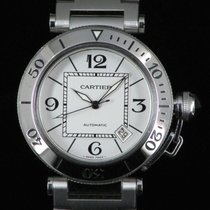 Cartier Pasha Seatimer Steel Automatic 40 mm