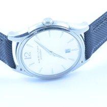 Hamilton Herren Uhr Khaki Automatik 43mm Date H386150 Stahl/st...