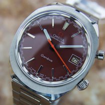Omega Geneve Chronostop Manual Swiss Made Classic Mens Watch...