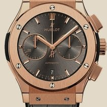 Hublot Classic Fusion RACING GREY CHRONOGRAPH KING GOLD 45 mm