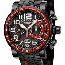 Graham Silverstone Stowe · GMT Red 2BLCB.B10A.K60N