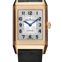 Jaeger-LeCoultre Reverso Classic Medium Duetto Pink Gold Watch