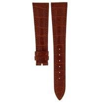 Patek Philippe Brown Crocodile Leather Strap 19mm/14mm