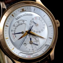 Jaeger-LeCoultre Master Control Geographic 18k Rose Gold