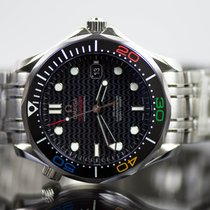 Omega Seamaster Olympic Collection Rio 2016 ref. 522.30.41.20.01.