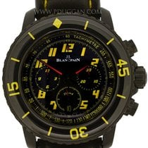 Blancpain Fifty Fathoms Flyback Chronograph Speed Command