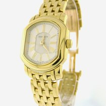 Tiffany & Co. 18k Yellow Gold Watch Quartz Comes With Box