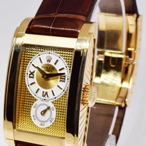 Rolex Prince 18k yellow Gold Tank Watch Box/Papers 5440 5440/8