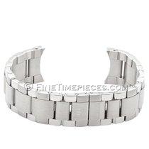 Blancpain Stahlband für Leman Chronographen-Modelle mit 20 mm...