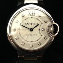 Cartier Ballon Bleu Lady Diamonds