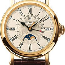 Patek Philippe Grand Complications Perpetual Calendar Moonphas...