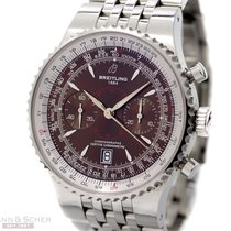 Breitling Montbrilliant Legende Ref-A23340 Stainless Steel Box...