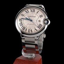 Cartier BALLON BLEU ACERO AUTOMATICO CABALLERO