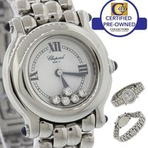 Chopard Happy Sport Floating Diamond 26mm Dress Watch 278250