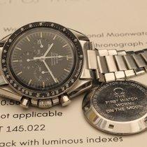 Omega straight written speedmaster 1039 step dial  scritte dritte