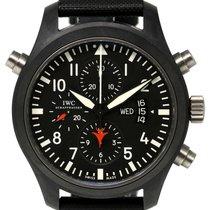 IWC Pilots Double Chronograph IW379901 Top Gun Edition...